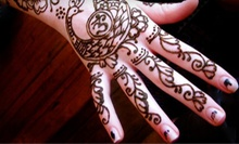 $19 for $40 Worth of Henna or Temporary Tattoos at Henna Happiness