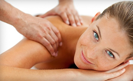 $48 for a One-Hour Deep Pressure Massage at teMassage