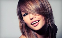 $32 for a Haircut and Blow Dry at Blu August Salon