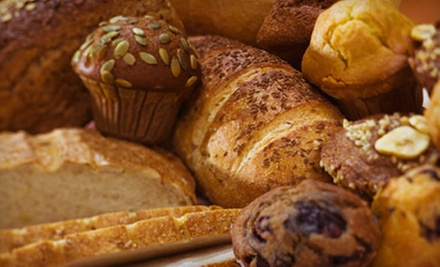 $10 for $20 at Melrose Baking Company