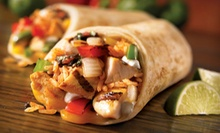 $10 for $20 Worth of Mexican Fare and Drinks at Baja Fresh Fullerton