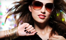 $31 for a Shellac, Classic Manicure, Paraffin Treatment at Adore Nail Studio