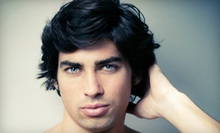 $10 for Men's Haircut at SH Salon