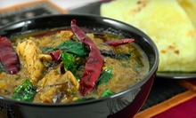 $10 for $20 Worth of Food & Drinks at Suvai-Classic Indian Cuisine