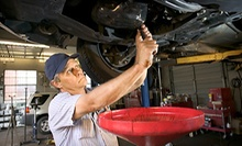 $49 for Air Conditioner Service and Oil Change at Clutch and Brake Doctors Auto Repair Shop