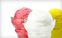 $3 for $5 Worth of Water Ice at Philadelphia Water Ice Factory