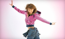 $10 for 5pm Hip Hop Dance Class at Pacific Arts Center Dance Studio