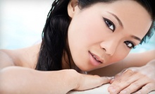 $45 for a Microdermabrasion with LED Light Therapy at Luu's Hair Design