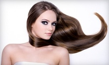 $149 for a Keratin Treatment  at Silver Spring Hair Scalp & Wellness Clinic