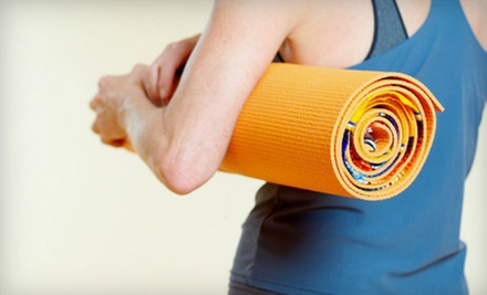 $5 for a One-Hour Drop-In Fitness Class  at MG Fitness