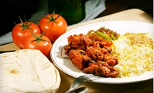 $10 for Lunch Buffet for Two at Little India Restaurant