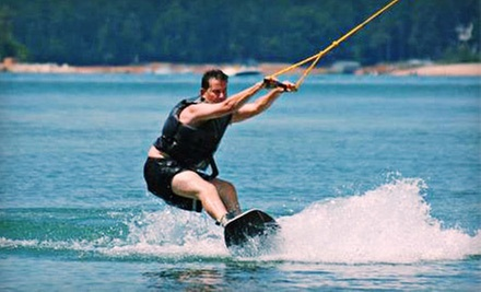 $15 for a One-Hour Session for One at New Wave Cable Park