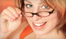 $50 for $150 Worth of Frames or Sunglasses with Prescription Lenses at Today's Vision Houston