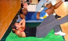 $7 for a 9 a.m. Tai-Fit Class at Urban Defense Center
