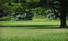$42 for 18 Holes of Golf for Two &amp; Cart (up to $86 value) at Sycamore Golf Club
