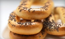 $5 for $7 at Cafe Fresh Bagel