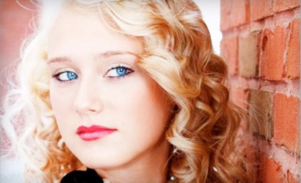 $75 for Haircut, Custom Color, & Blow Dry at Salon Forte - Shelby Township