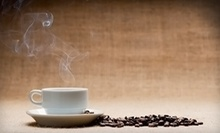 $5 for $10 Worth of Fair Trade Organic Coffee & Tea at Mountain View Coffee Company