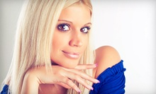$65 for a Cut and Partial Highlights at Aora Salon & Spa
