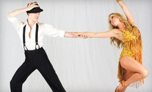 $12 for a 12 p.m. Lunchtime Salsa Class, Appetizer and Coffee Drink at Paul Pellicoro's DanceSport