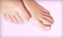 $22 for a Pedicure at The Polished Loft