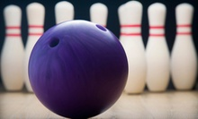 $10 for 3 Games of Bowling, Shoes, and Soft Drinks for Two at Lumberton Bowling Center