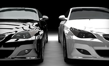 $129 for Tinting of Up to Five Auto Windows at AZ Custom Glass Tinting