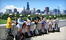 $45 for a Segway Tour for One Person at Chicago Segway Tours