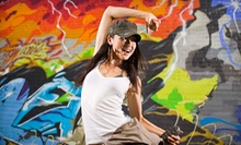 $6 for a Zumba Class at 6:15 p.m. at Zumba Fitness with Hope Barrett at The Spot