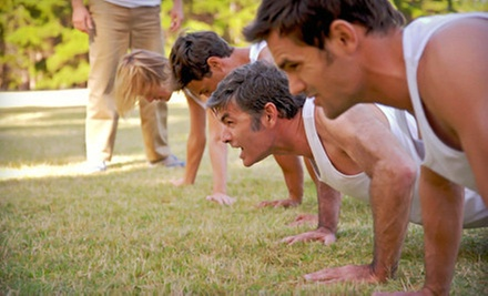 $5 for a 10:30 a.m. Bootcamp Class at Hellfish Fitness Bootcamp
