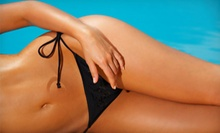 $45 for a Custom Couture Full Body Spray Tan at Savon Spa