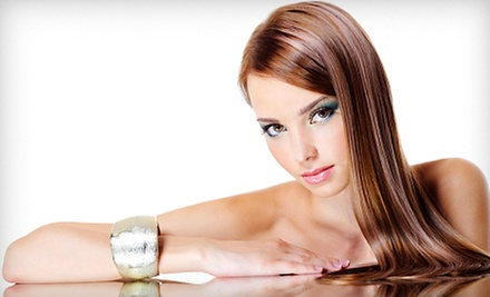 $89 for an Express Keratin Treatment  at Una Donna Piu