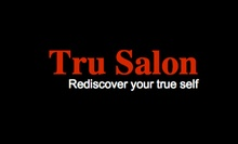 $7 for a Regular Manicure with Anna Maria at Tru Salon Philadelphia