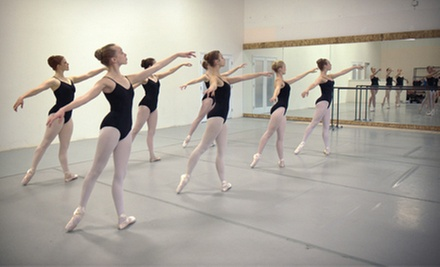 $8 for a 10 a.m. Intermediate Ballet Class at Portland Festival Ballet