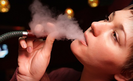 $20 for Two Hookahs &amp; your Choice of Flavoring at Hookah Kingdom