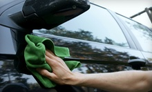 $29 for Full Serve Car Wash, Meguiars Buff &amp; Wax and 4 Mat Cleaning at Route 60 Auto Wash &amp; Detail