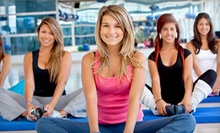 $12 for a 9:15 a.m. Women's Bootcamp Class at Body Discipline Fitness Studio