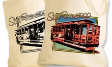 $10 for a Tote Bag at Del Sol San Francisco Pier 39