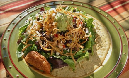 $15 for $30 Worth of Mexican Cuisine at Corazon at Castle Hill