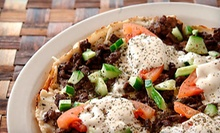 $15 for $20 Worth of Lebanese Cuisine at Aladdin's Eatery - Raleigh