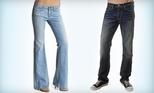 $25 for $50 at Manhattan Denim