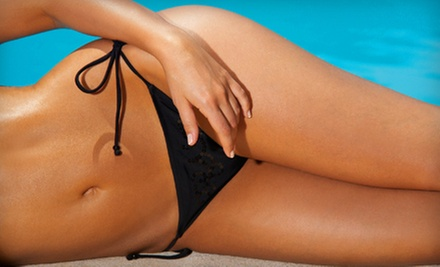 $11 for Mystic Spray Tan at Sunbright Tanning Salon