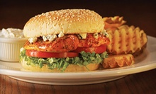 $15 for $30 at Champps Woodbury