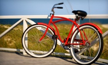 $10 for a Full-Day Beach-Cruiser Rental at Cruiser King