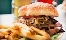 $12 for $25 Worth of Food and Drink for Two  at Jekyll and Hyde's