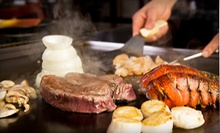 $15 for $30 Worth of Dinner & Drinks for Two at Japan 77
