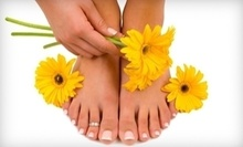 $50 for a Manicure and Pedicure at Allure Salon & Day Spa- Las Vegas