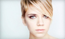 $75 for Color, Glaze & a Haircut at Defranco Spagnolo Salon Day Spa