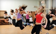 $5 for a Drop-in Zumba Class at 6 p.m. at Queen Bee's Art & Cultural Center