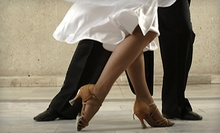 $62 for 40 Minute Private Couples Dance Lesson at Fred Astaire Dance Studio Englewood